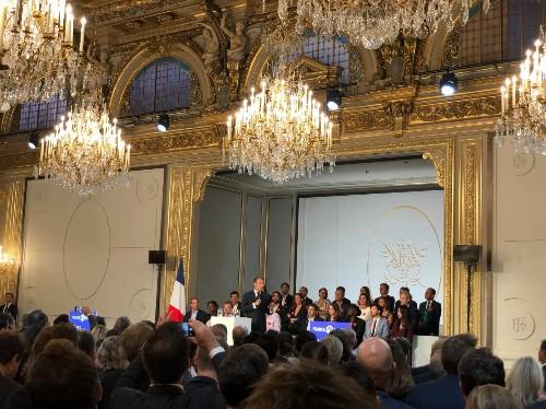 法国总统马克龙宣布风投机构 50 亿欧元的投资承诺 | TechCrunch 中文版
