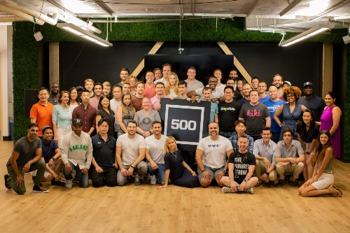 500 Startups 公布种子计划第 25 期初创公司 | TechCrunch 中文版