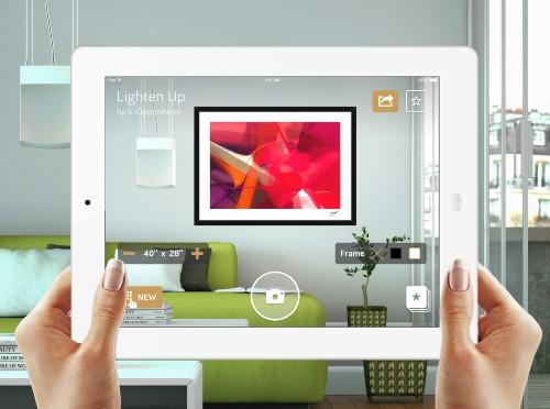 数字艺术品交易平台 Curioos 推出增强现实应用
