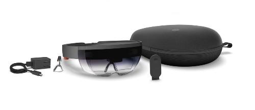 HoloLens 开发者版接受预订:售价 3000 美元,月底发货