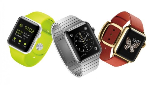 苹果 CEO 库克:Apple Watch 将可以取代车钥匙