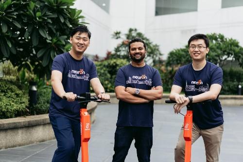 新加坡电动滑板车创业公司 Neuron 完成 1850 万美元融资 | TechCrunch 中文版