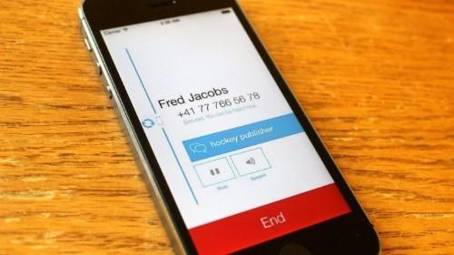 Signal:iPhone 上全球畅打的免费加密通话应用