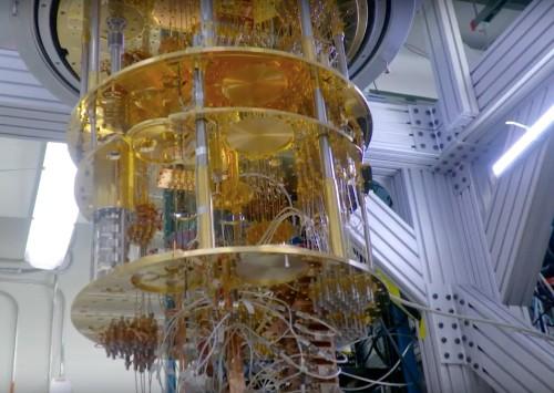 IBM 将量子计算机变为云计算服务