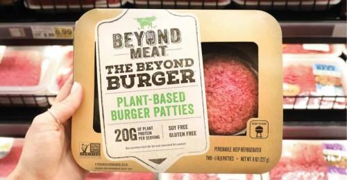 美国人造肉公司 Beyond Meat 确定 IPO 发行价