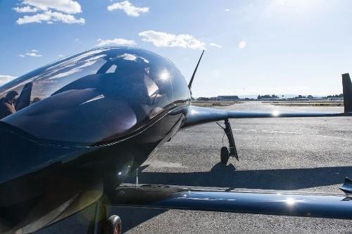 Valkyrie:一架造型拉风的私人飞机