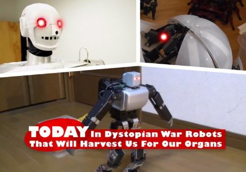来看看这些让人恐惧的机器人吧