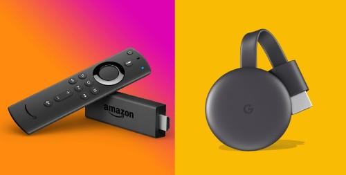 化敌为友:谷歌与亚马逊达成流媒体视频应用合作协议