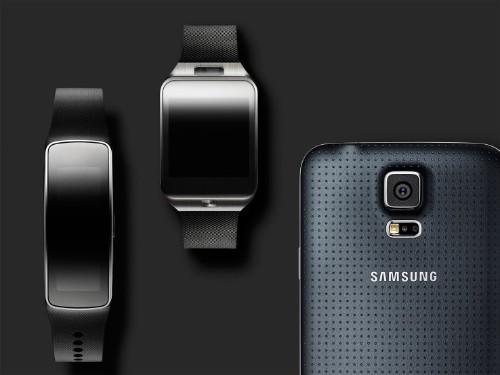 三星推出智能手表 Gear 2 和智能腕带 Gear Fit,更专注于健康