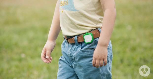 Findster 是一款用于儿童或宠物的免月费 GPS 追踪器