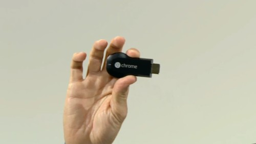 Google Launches The $35 Chromecast Streaming Device To Bring Chrome To The Living Room
