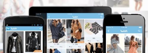Shopping App Wish Raises $50 Million