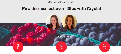 Weight Loss App Rise Launches CoachLine, A Personal Assistant That Boosts Human Advice With AI