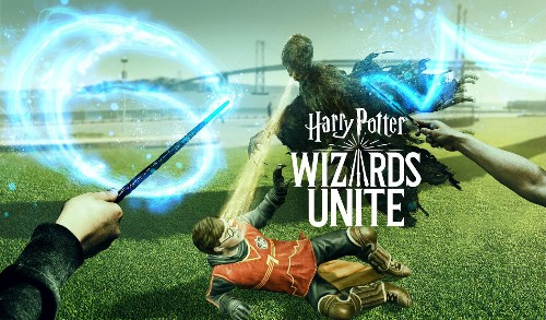 'Harry Potter: Wizards Unite' reaches 400K downloads, $300K in consumer spend in UK and US