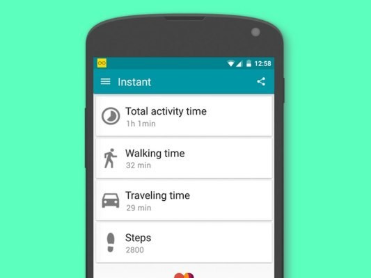 Instant's New Android App Lets You Track Just About Anything