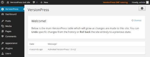 VersionPress Picks Up Backing From Credo Ventures For 'WordPress Meets Git' Solution