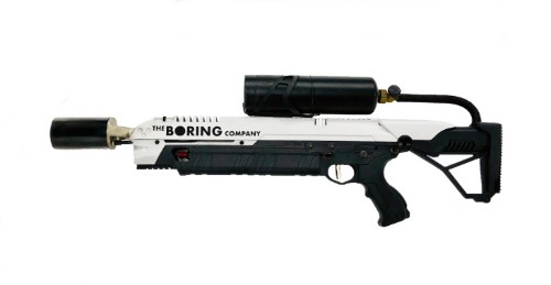 Elon Musk's Boring Co. flamethrower is real, $500 and up for pre-order