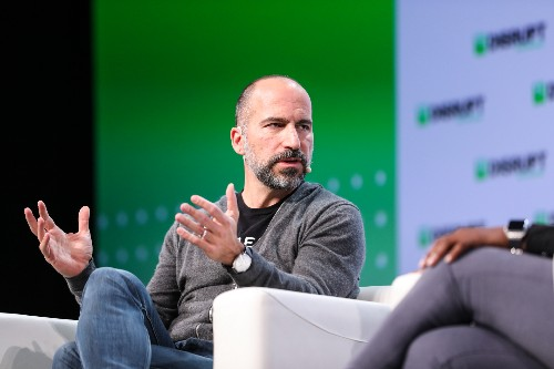 Daily Crunch: Uber files to go public