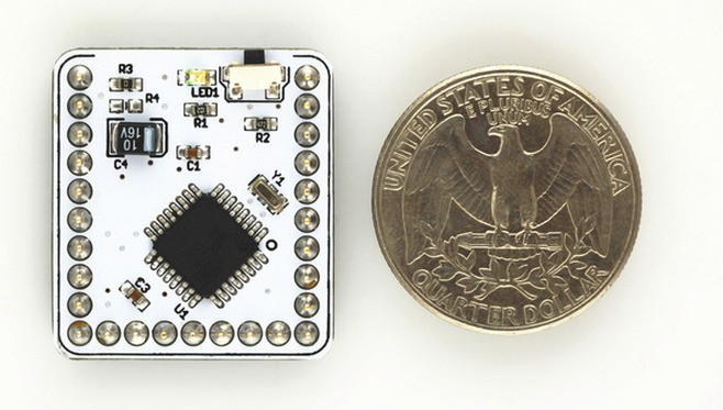 Small, Stackable And Cheap, Microduino Puts 'Arduino In Your Pocket'