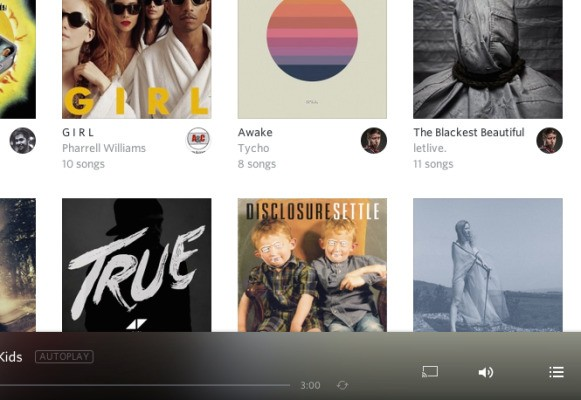 Rdio Adds Chromecast Support For TV Music Streaming