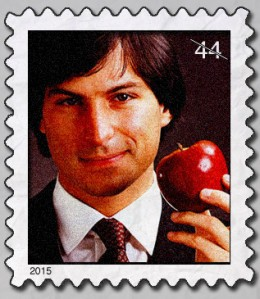 Steve Jobs Is Getting A Postage Stamp