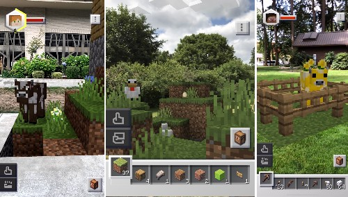 Minecraft Earth is live, so get tapping