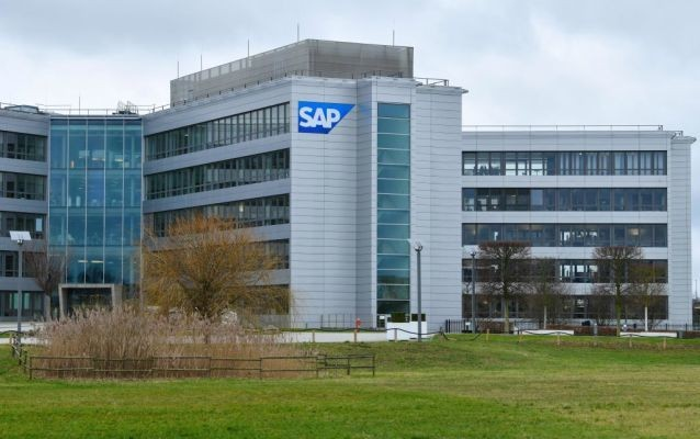SAP shares fall sharply after COVID-19 cuts revenue, profit forecast at software giant