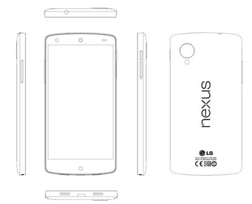 LG's New Nexus Phone Gets Detailed In Leaked Service Manual