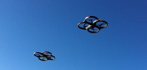 MIT creates a control algorithm for drone swarms