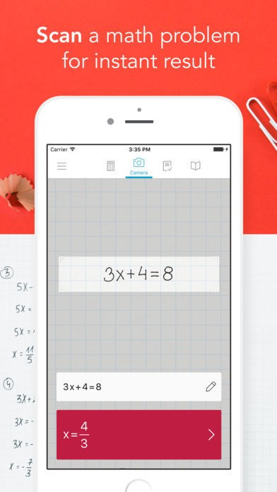 Apps for helping with homework