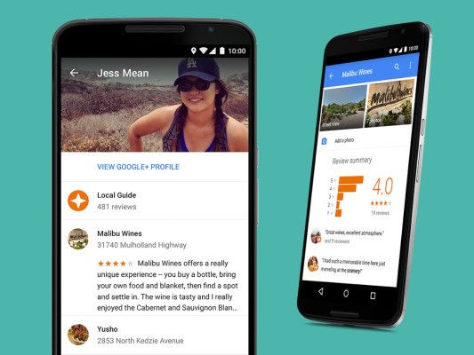 """Google Takes On Yelp Elites With Its New """"Local Guides"""" Program"""