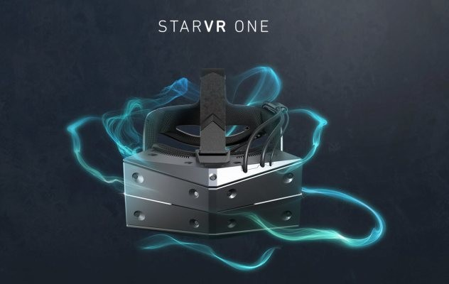StarVR's One headset flaunts eye-tracking and a double-wide field of view