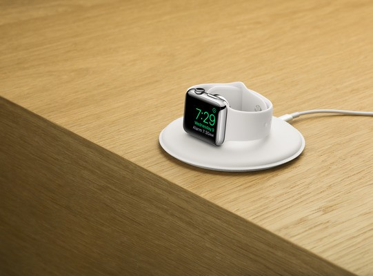 Apple Now Sells An Official $79 Apple Watch Dock