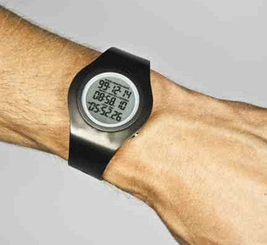 Tikker Is A Watch That Counts Down To Your Death, Because YOLO