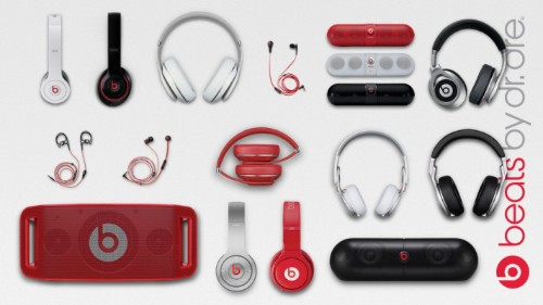 Beats Parts Ways With Design Firm As Apple Takes Over Hardware