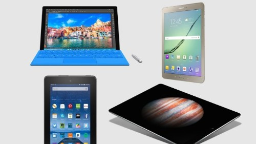 Overall Tablet Market Declined By As Much As 10 Percent In 2015