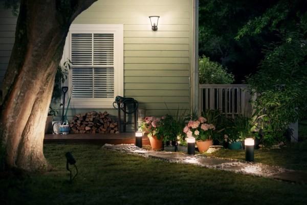 Philips releases outdoor connected Hue lighting – TechCrunch