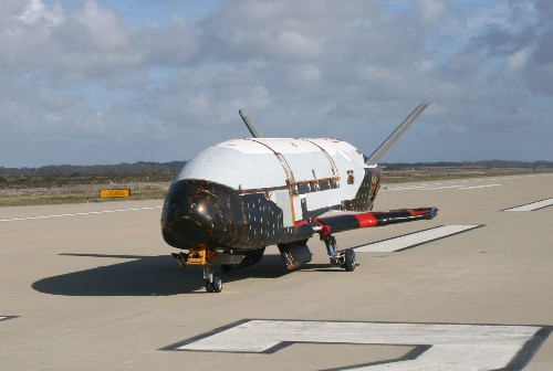 Experimental US Air Force space plane breaks previous record for orbital spaceflight