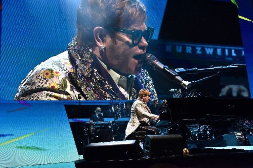 Elton John's farewell tour marks the beginning for an audio augmenting wearable