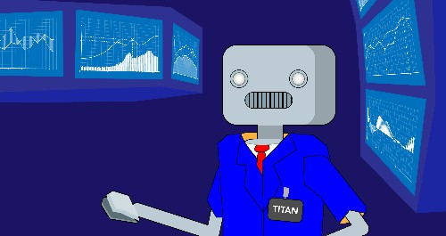 Scared to trade stocks? Titan algorithmically invests for you