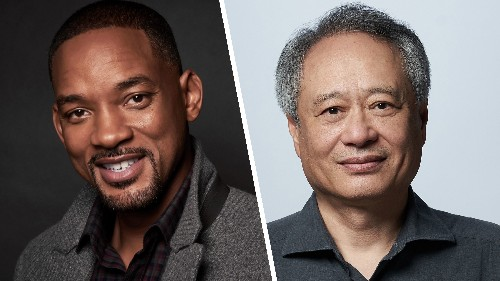Will Smith and Ang Lee are coming to Disrupt SF