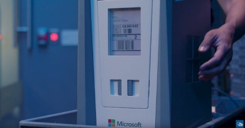 Microsoft's new Data Box lets you mail up to 100 TB to its Azure cloud