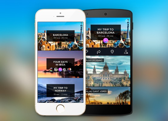 Minube Lets You Automatically Create Beautiful Photo Albums Of Your Trip Based On Date And Destination