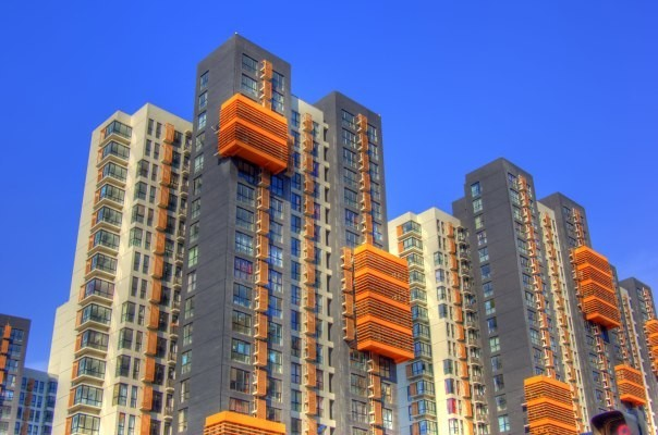 Apartments are the hot new tech sector