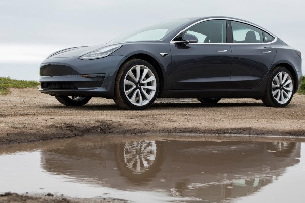The Tesla Model 3 is a love letter to the road