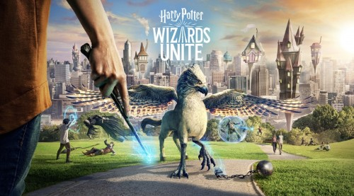Harry Potter: Wizards Unite goes live in Canada, Germany, and 23 other countries