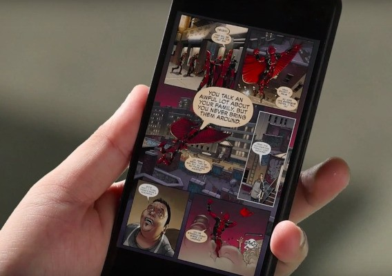 Google now uses machine learning to make reading comics on phones easier