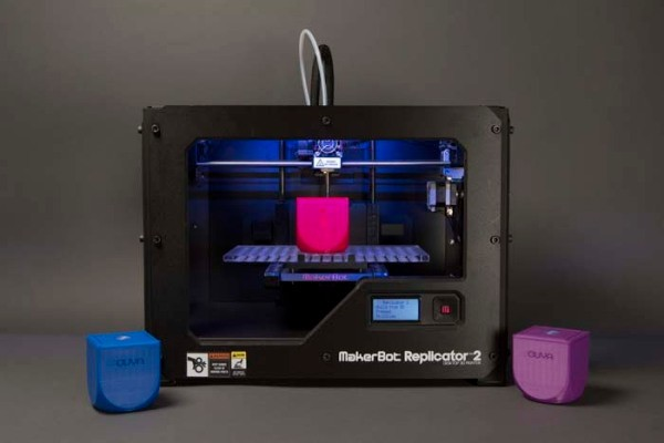 MakerBot To Enable Gamers To 3D-Print Their Own OUYA Android Console Cases