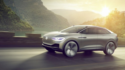 Volkswagen's I.D. CROZZ electric concept aims for 2020 production