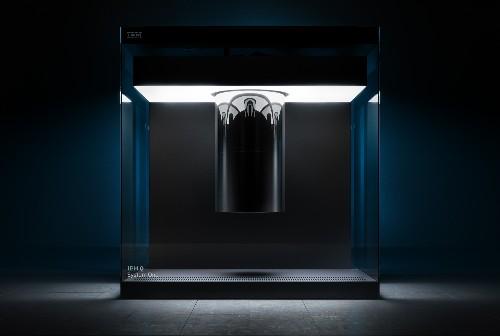 IBM unveils its first commercial quantum computer